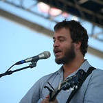 Amos Lee at Newport Folk Fest 2011