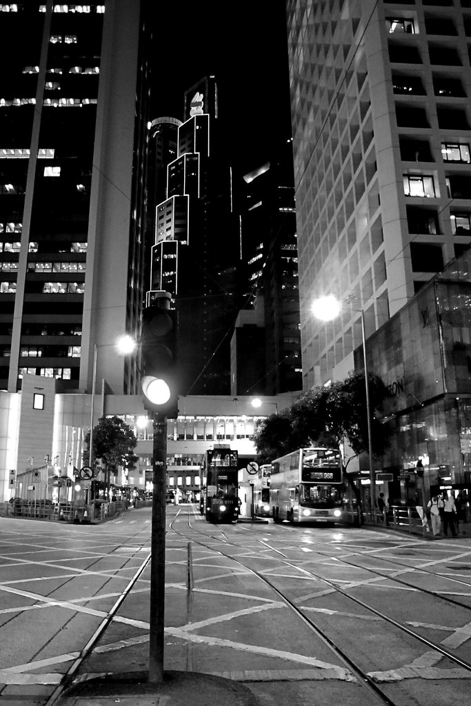 Central Hong Kong Tram