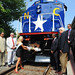 City of Locomotive Christening Ceremony July 25