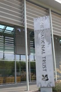 NT辦公室的標誌