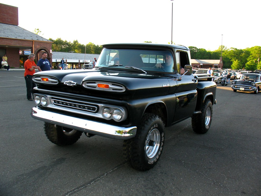 how to restore a 1961 chevrolet apache 10 pickup truck