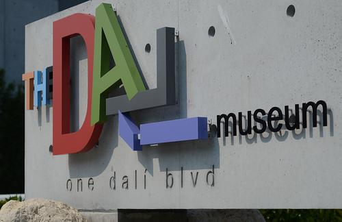 Dali Museum Entrance