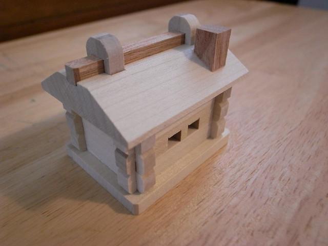 貯金箱建築