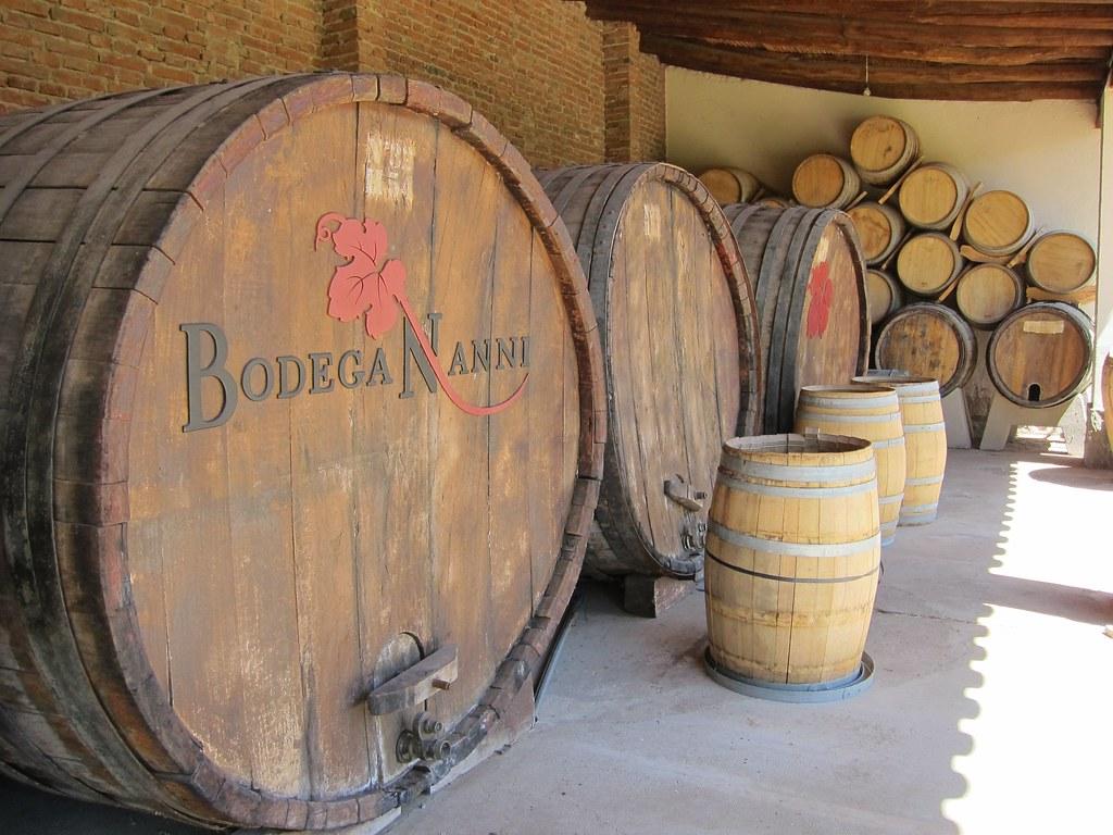 Bodega Nanni Organic Winery