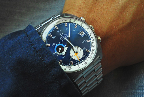 Omega Seamaster Chronograph 1040
