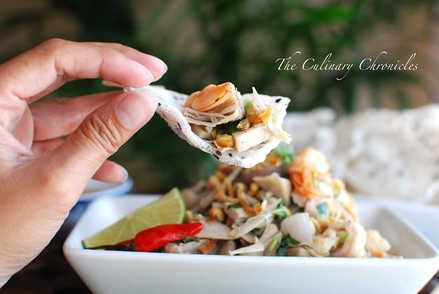 Gỏi Mít Trộn (Vietnamese Young Jackfruit Salad)