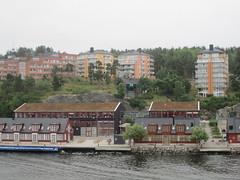 Stockholm, waterfront development