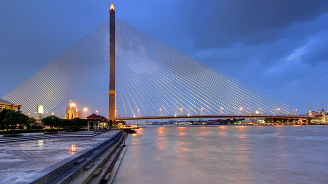 Rama VIII Bridge | Bangkok