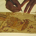 November 7, 2006 - 11:36am - Losses, such as these insect damages on a Japanese print, can be successfully filled with matching paper.