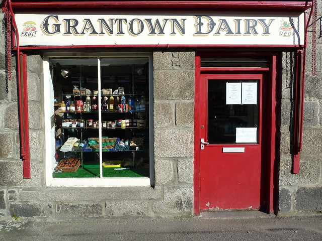 Grantown Dairy, Grantown-on-Spey, Scotland
