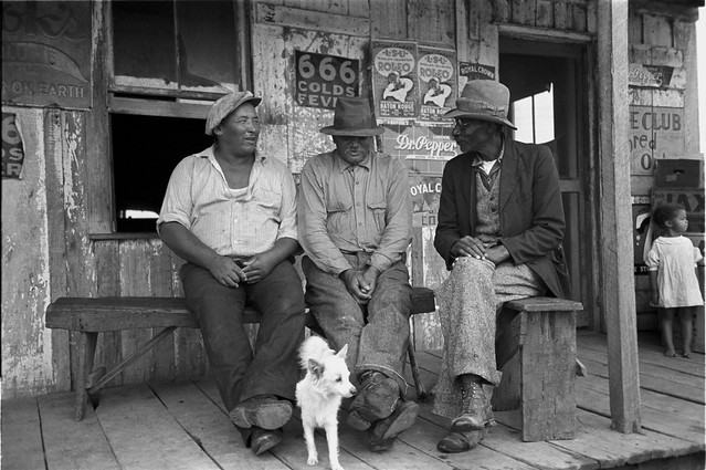 General Store, Louisiana, 1938, by Russell Lee