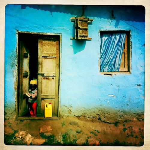 Jinka (Hipstamatic) Ethiopia images