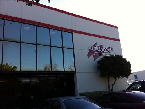 wilwood factory visit in Camarillo