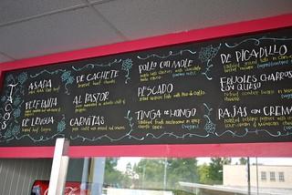 La Taqueria | Broadway & Cambie