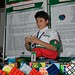 Tue, 2011-07-19 09:38 - A Mexican student describes the mathematics behind the solution to Rubik's Cube puzzles.