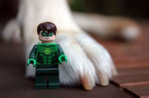 LEGO Super Hero - Green Lantern