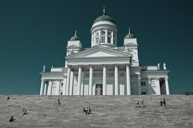Кафедральный собор вХельсинки