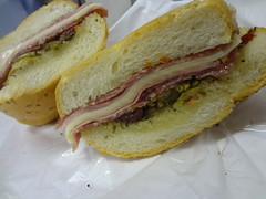sandwich, meal, breakfast, ham and cheese sandwich, ciabatta, food, dish, cuisine,