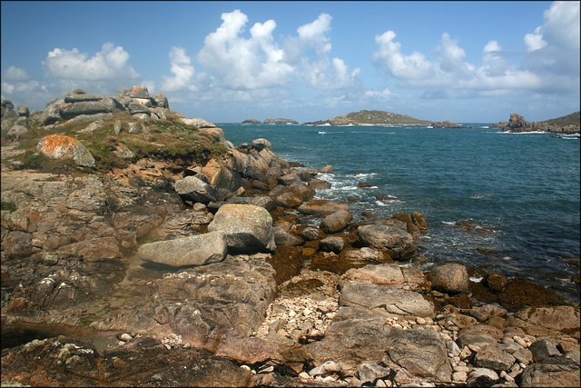 Gweal Hill, Bryher, Isles of Scilly