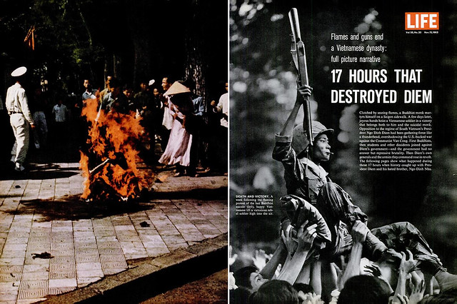 LIFE Magazine NOVEMBER 15, 1963 (2) - 17 HOURS THAT DESTROYED DIEM