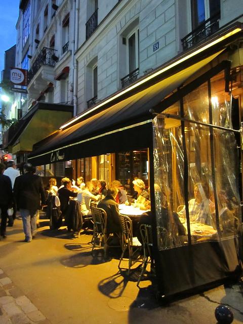 Cafe Society Rue De Rivoli Alexandre Taittinger