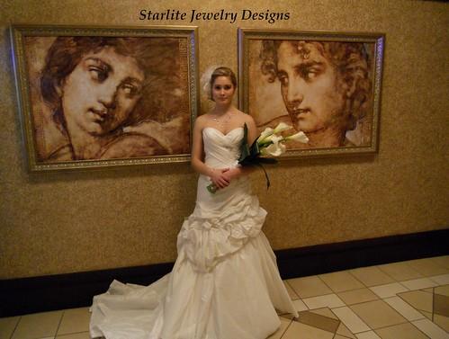 Elegant Bridal and Bridesmaids Jewelry ~ Bridal Designs ~ Bridal Elegance ~ Starlite Jewelry Designs ~ Bridal Blog