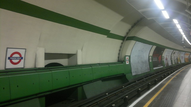 Empty Underground