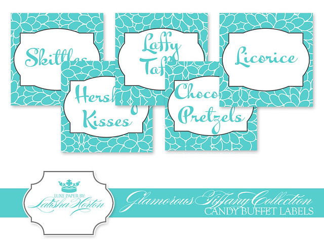 Collection Printable Candy Buffet Labels Flickr