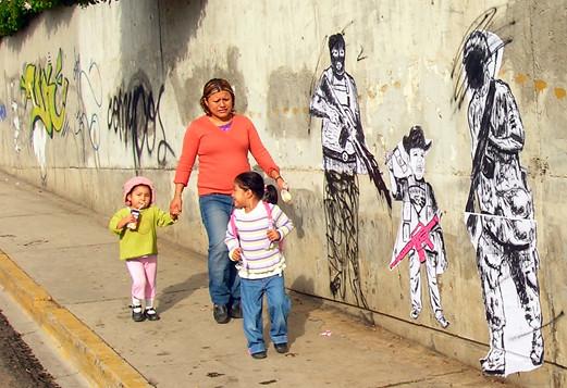 Guerra contra el Narco en México