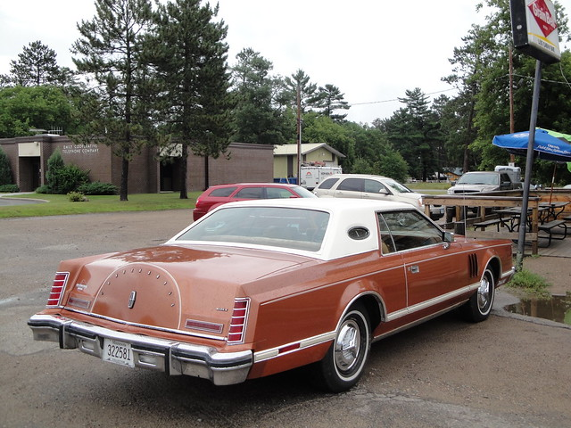 77 Lincoln Continental Mark V Flickr Photo Sharing