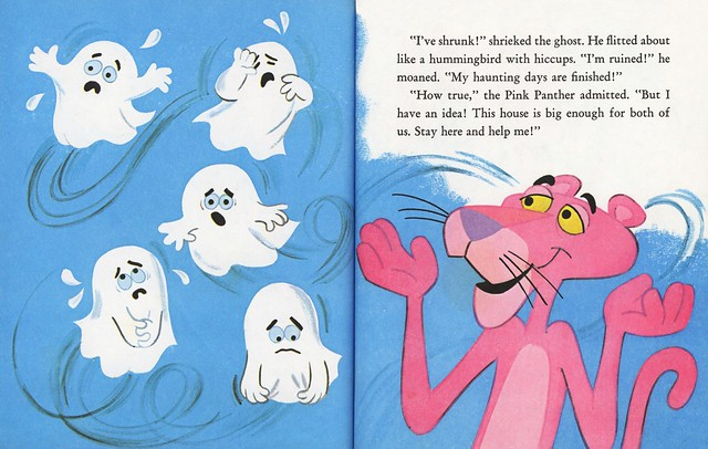 The Pink Panther in the Haunted House00020