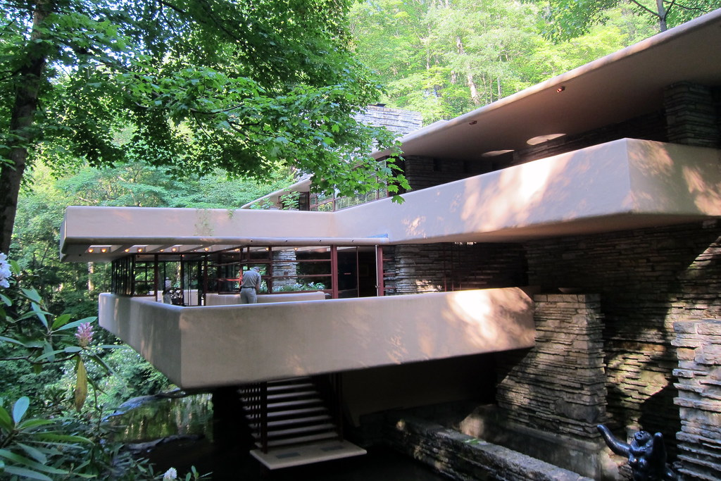 PA - Mill Run: Fallingwater