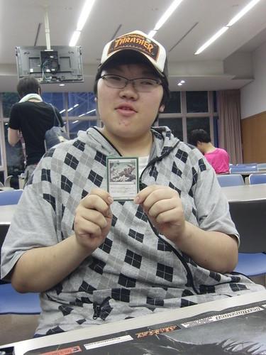 LMC Yoyogi 356th Champion : Miyamoto Hiroya