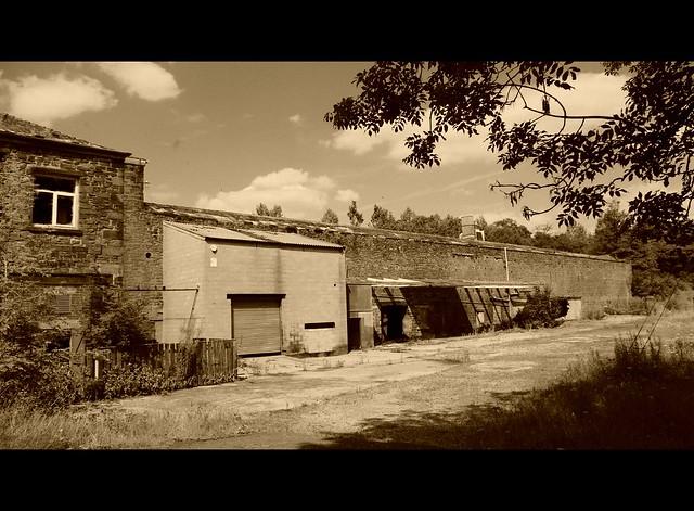 Euxton Mill
