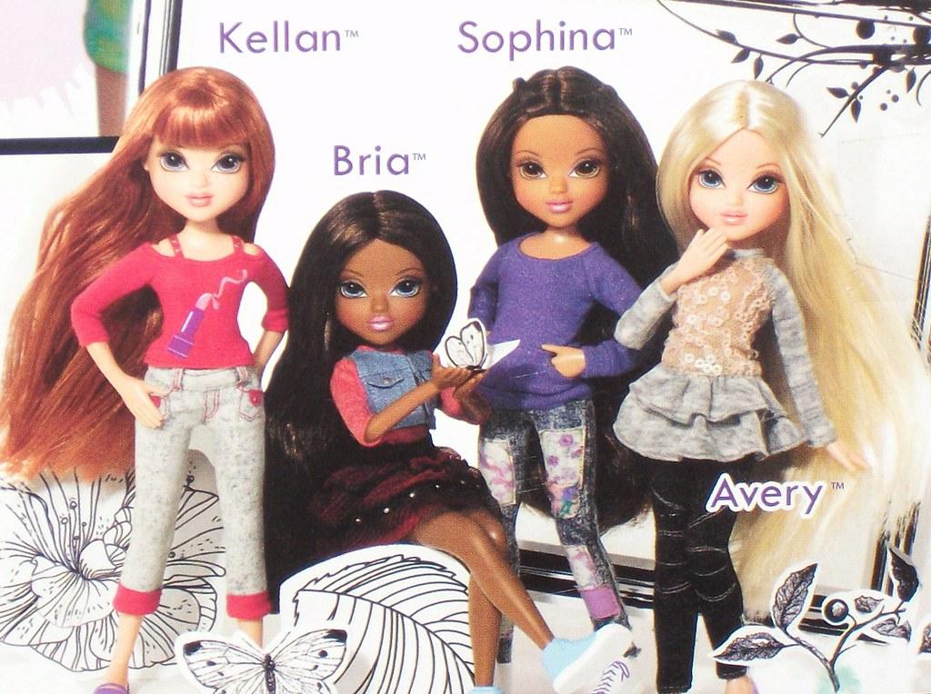 Barbie fashionistas swappin styles doll sassy 76