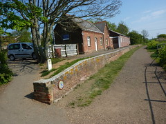 Freshwater and Yarmouth Railway Path