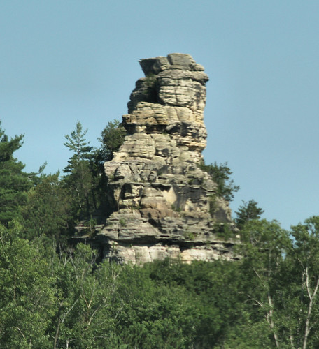 tower rock i90 wisconson