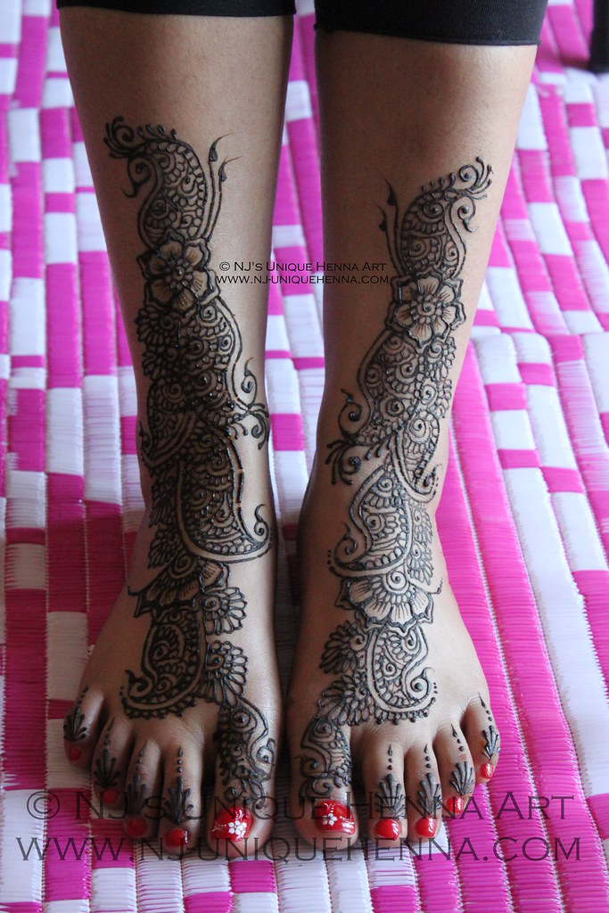 Bridal Mehndi Rates Nj : Nj s unique henna art most interesting flickr photos