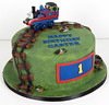 BC4095 - thomas train birthday cake toronto