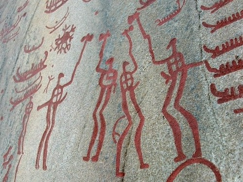 Rock carvings in tanum sweden spottinghistory