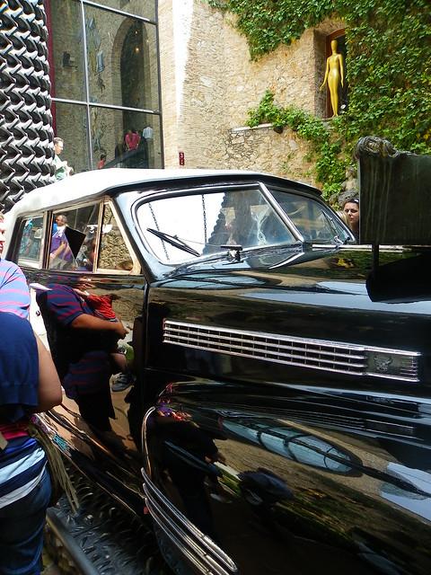 Cadillac Taxi-Luvioso