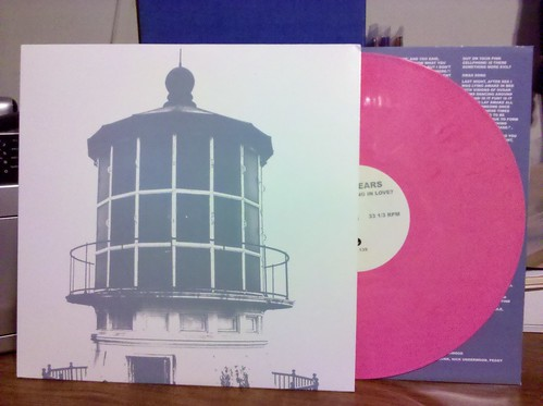 Gold-Bears - Are You Falling In Love LP - Pink Vinyl