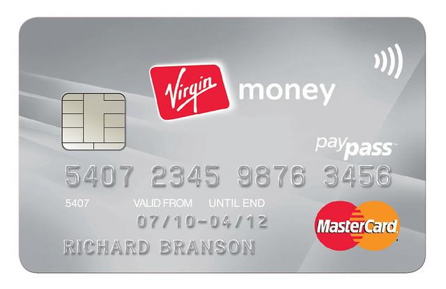 Cards virgin credit