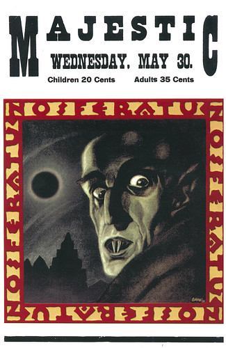 Nosferatu, #5 of my top 40 Horrors