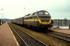 * Belgien  Baureihe  60  New Scan