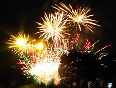 Boston 4th of July Fireworks 2011