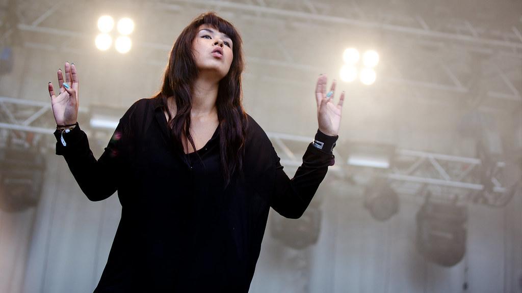 Maria Mena - Øyafestivalen 2011
