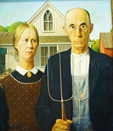 American Gothic by Thad Zajdowicz