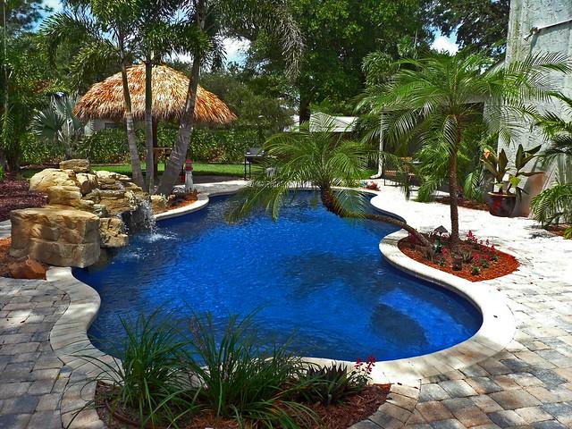 Blue Hawaiian Blue Isle 7m Landmark Pools Odessa Fl Flickr Photo Sharing