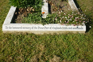Broadwater and Worthing Cemetery grave of Richard Jefferies